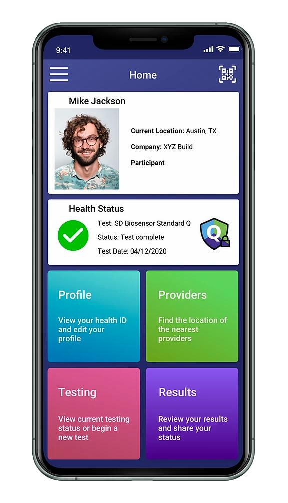 Innova QDX HealthID